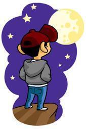 Bright Night, All Alone