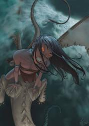 The Fusion of DragonLady by Sami-B