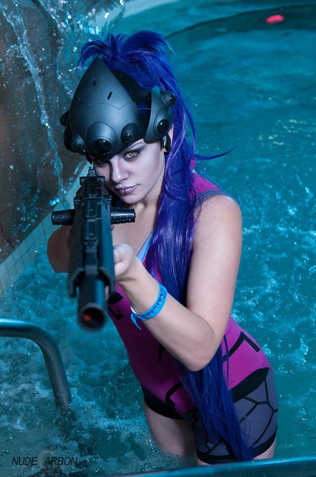 Overwatch Widowmaker Swimsuit by PirateKiki on DeviantArt