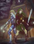 Zelda - Threshold