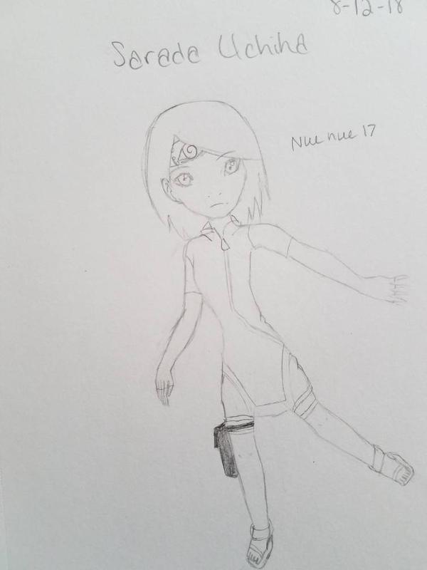 Sarada!  by Nuenue17