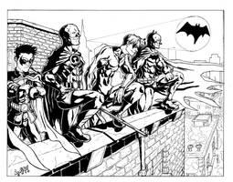 Dark Knights over Gotham