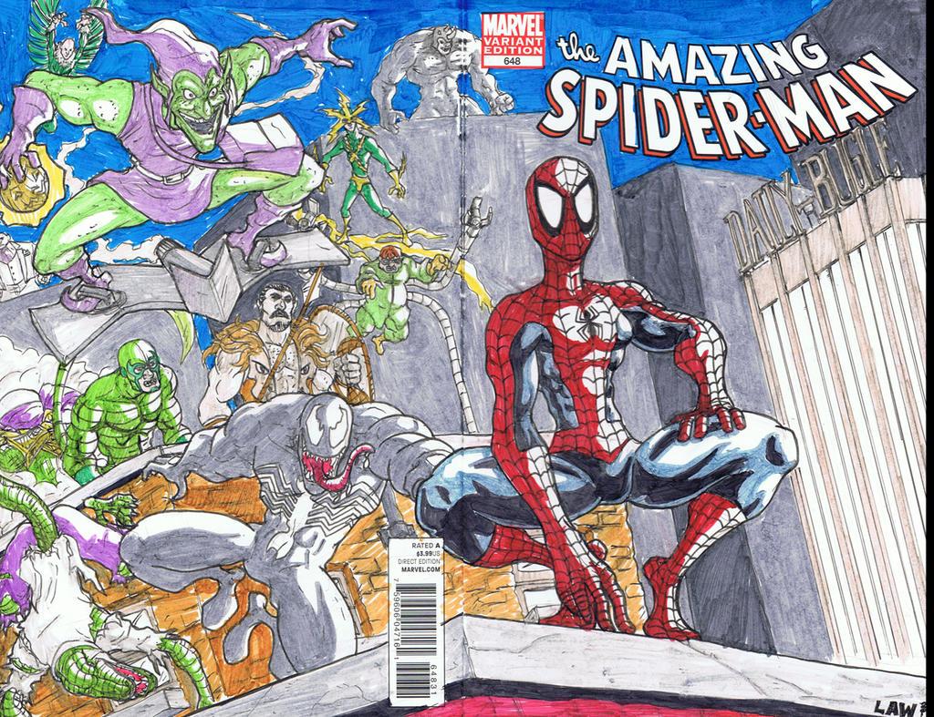 Spiderman villains - photo#25