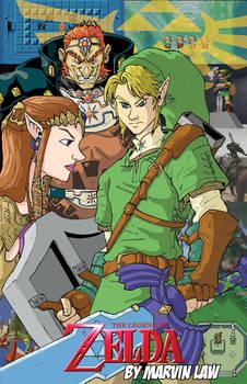 Legend of Zelda print