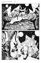 Zip Kramer: Defender of the Cosmos page 1