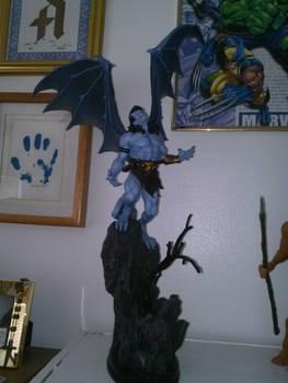 Goliath Statue 1