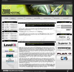 zonoHOSTING - Gaming Host