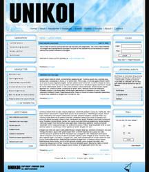 Unikoi V1 - Client Work