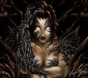 Witchblade - Sara Pezzini by VaanDark