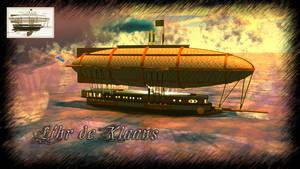 Airships Return by Miritalner