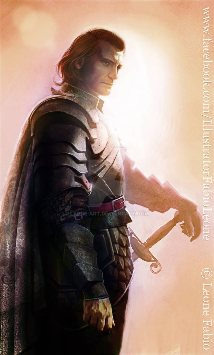 Jamie Lannister by Leone-art