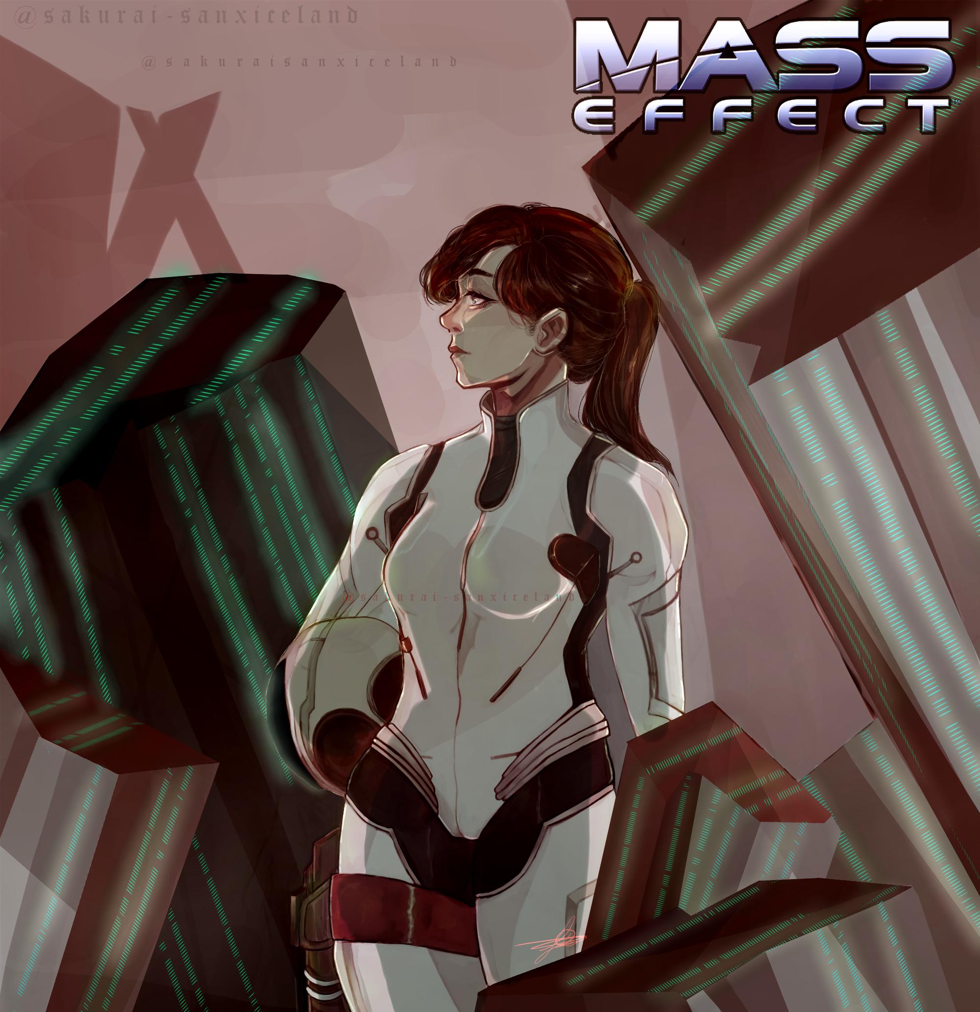 Mass Effect Andromeda - Ryder (female)