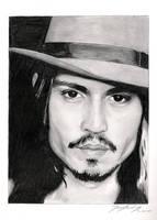 Johnny Depp by Nate3114
