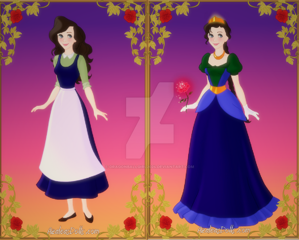 From Maiden to Royal by dragonballgirl2024