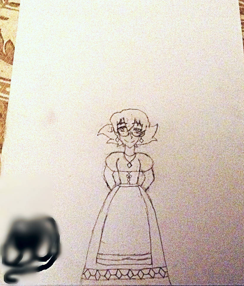 Pidge and her Heritage by dragonballgirl2024