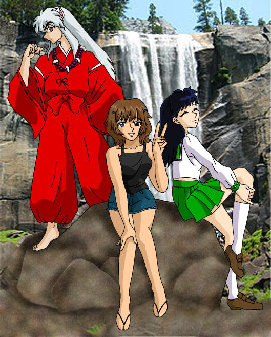 Inuyasha Fanfiction Picture By Chibikat On DeviantArt