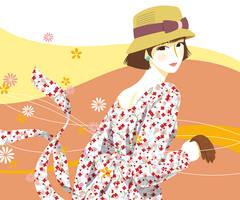 spring by rin-sarasara