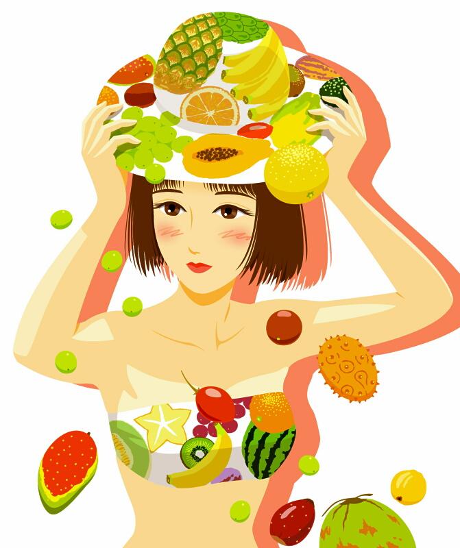 fruity by rin-sarasara
