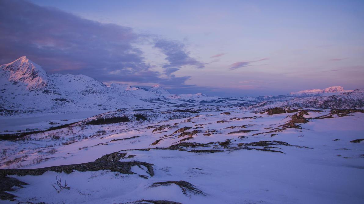 Lofoten - Borge by timmsymacdragoon