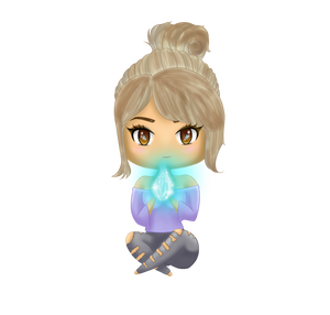 Chibi for a forum sig