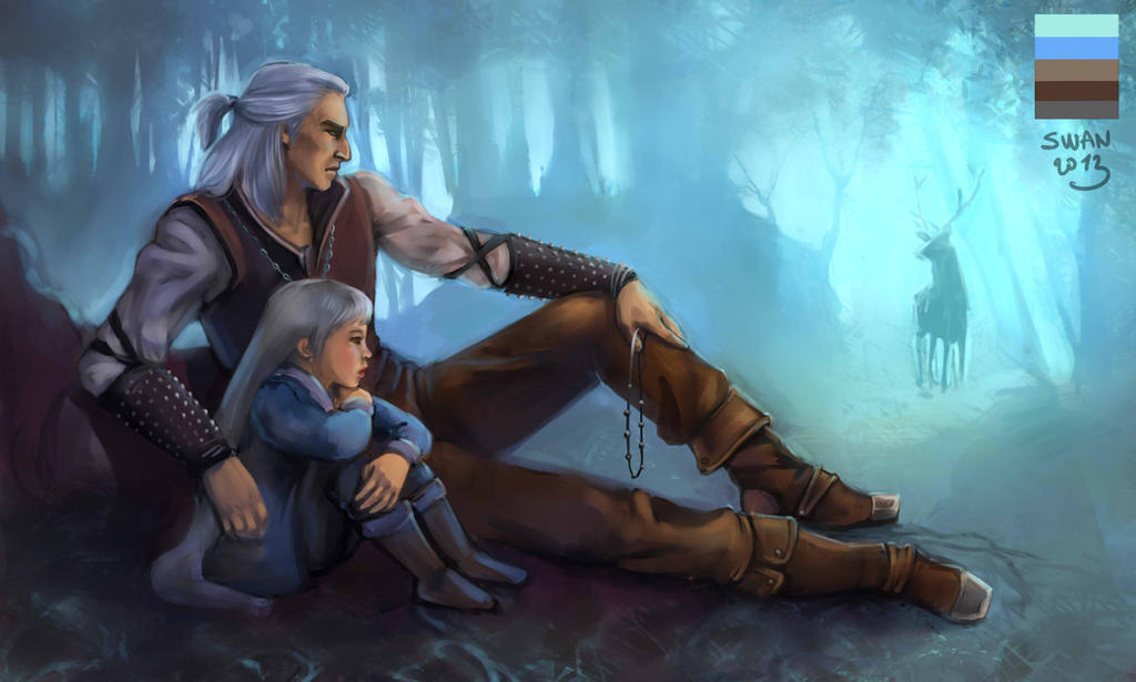 https://img00.deviantart.net/1bbf/i/2013/192/3/4/palette_8__geralt_and_tsirilla_in_brokilon_by_alenaswan-d6d0kx4.jpg