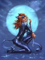 catwoman by alenaswan
