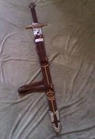Link's Ordon Sword by Linksliltri4ce