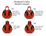 Deadpool Hoodie Concept