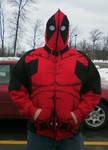 Happy Deadpool Customer Zipped