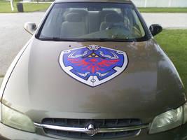 Rinku 1 - Hyrulian Shield