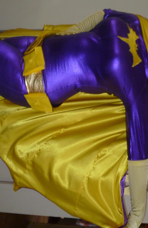 Finished Batgirl 8 by Linksliltri4ce