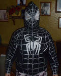 Finished Spider-Man Hoodie 4