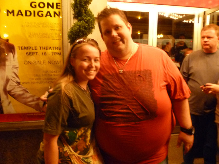 Ralphie May Wife
