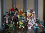 Zelda Figurines 1