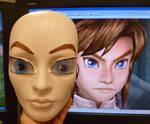 Creepy TP Link Face Mask 2