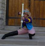 Cartoon Princess Zelda 7
