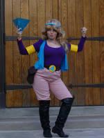 Cartoon Princess Zelda 11 by Linksliltri4ce