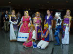 The Princesses Known as Zelda 2