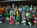 All Together Now  - Legend of Zelda Photoshoot 3