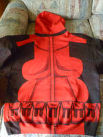 2nd Deadpool Cosplay Hoodie - Preview by Linksliltri4ce