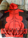 2nd Deadpool Cosplay Hoodie - Preview