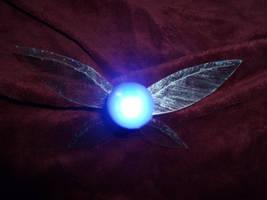 Blue Navi Fairy Prop by Linksliltri4ce