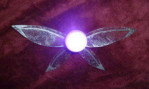Pink Health Fairy Prop - For Sale! by Linksliltri4ce