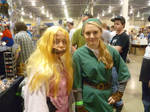 MCCC 2012 - Lil' Zombie and Link