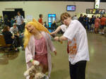 MCCC 2012 - Lil' Zombie and Shaun of the Dead