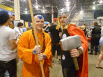 The Avatar and Thor