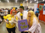 MCCC 2012 - Lil' Zombie, Cosmo, and Wanda