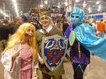 MCCC 2012 - Lil' Zombie, Link, and Fi