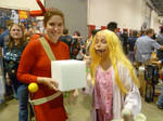 MCCC 2012 - Lil' Zombie and Arrietty