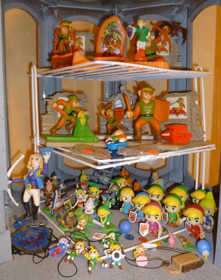 Zelda And Link Toys 71